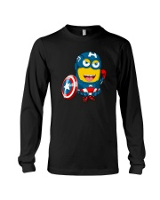 Banana Captain Long Sleeve Tee thumbnail