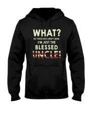 I'm Just The Blessed Uncle Hooded Sweatshirt thumbnail