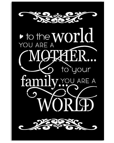 To The World-You Are A Mother