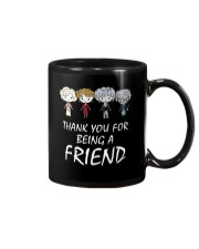 Thank You For Being Friends Mug thumbnail