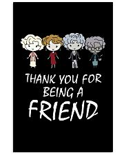 Thank You For Being Friends 11x17 Poster thumbnail