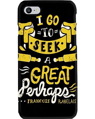 I Go To Seek A Great Perhaps