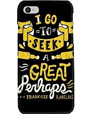 I Go To Seek A Great Perhaps Phone Case i-phone-7-case