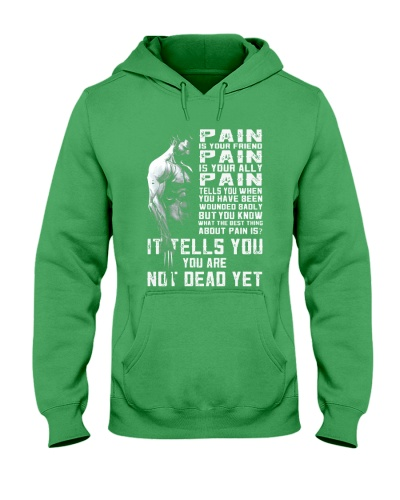 Movie- Pain Is Your Friend