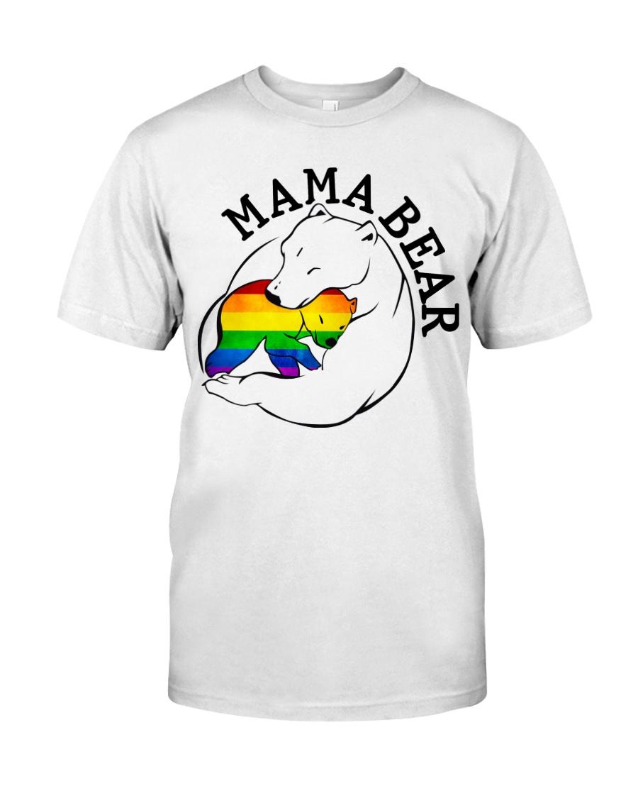 Mama Bear - Gay Shirt Classic T-Shirt