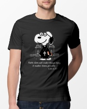 Faith Does Not Makes Things Easy Classic T-Shirt lifestyle-mens-crewneck-front-13
