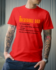 Powerful Dad Classic T-Shirt lifestyle-mens-crewneck-front-6