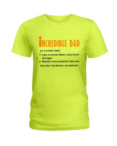 Powerful Dad