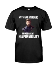 Great Man Classic T-Shirt front