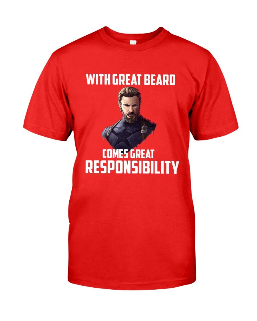 Great Man Classic T-Shirt