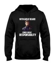 Great Man Hooded Sweatshirt thumbnail