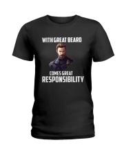 Great Man Ladies T-Shirt thumbnail