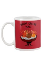 Daddy's Grilling Plate Mug back