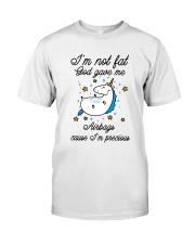 I'm Not Fat Classic T-Shirt thumbnail