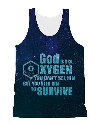 God Is Like Oxygen