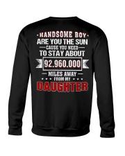 Are You The Sun Crewneck Sweatshirt thumbnail