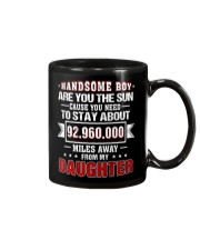 Are You The Sun Mug front