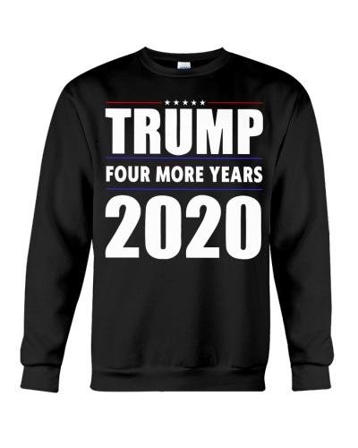 Macrolid 2D Trump Four More Years 2020