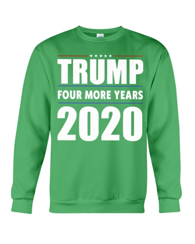 Macrolid 2D Trump Four More Years 2020