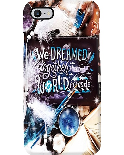 We Dreamed Together Of The World Remade