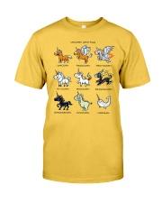 Unicorn Spotting Classic T-Shirt thumbnail