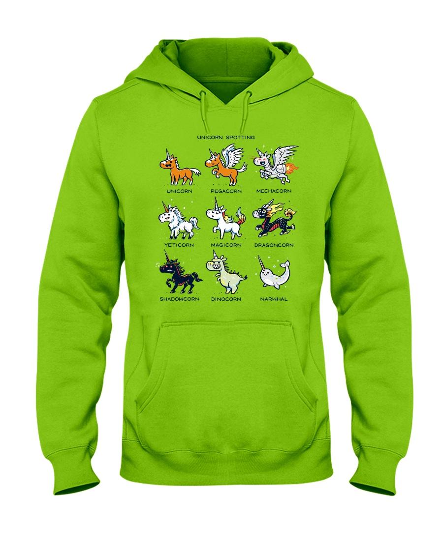 Unicorn Spotting Hooded Sweatshirt