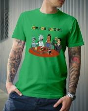 Drinking Buddies Classic T-Shirt lifestyle-mens-crewneck-front-6