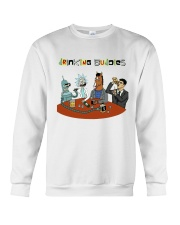 Drinking Buddies Crewneck Sweatshirt thumbnail
