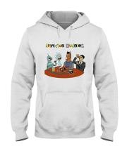 Drinking Buddies Hooded Sweatshirt thumbnail