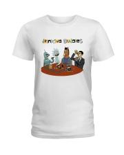 Drinking Buddies Ladies T-Shirt thumbnail
