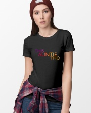 This Auntie Tho Ladies T-Shirt lifestyle-women-crewneck-front-9