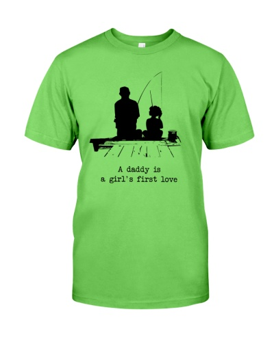 A Daddy Is A Girl's First Love