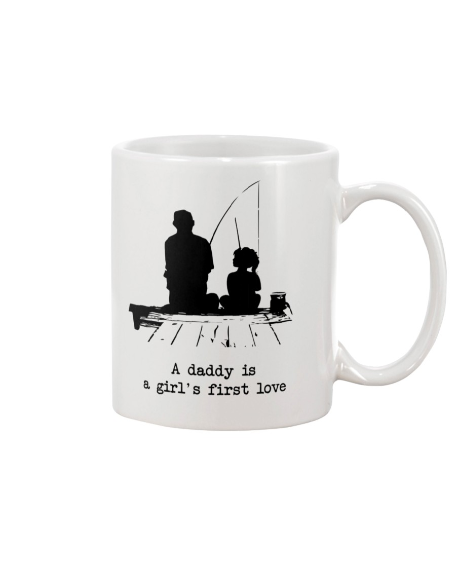 A Daddy Is A Girl's First Love Mug