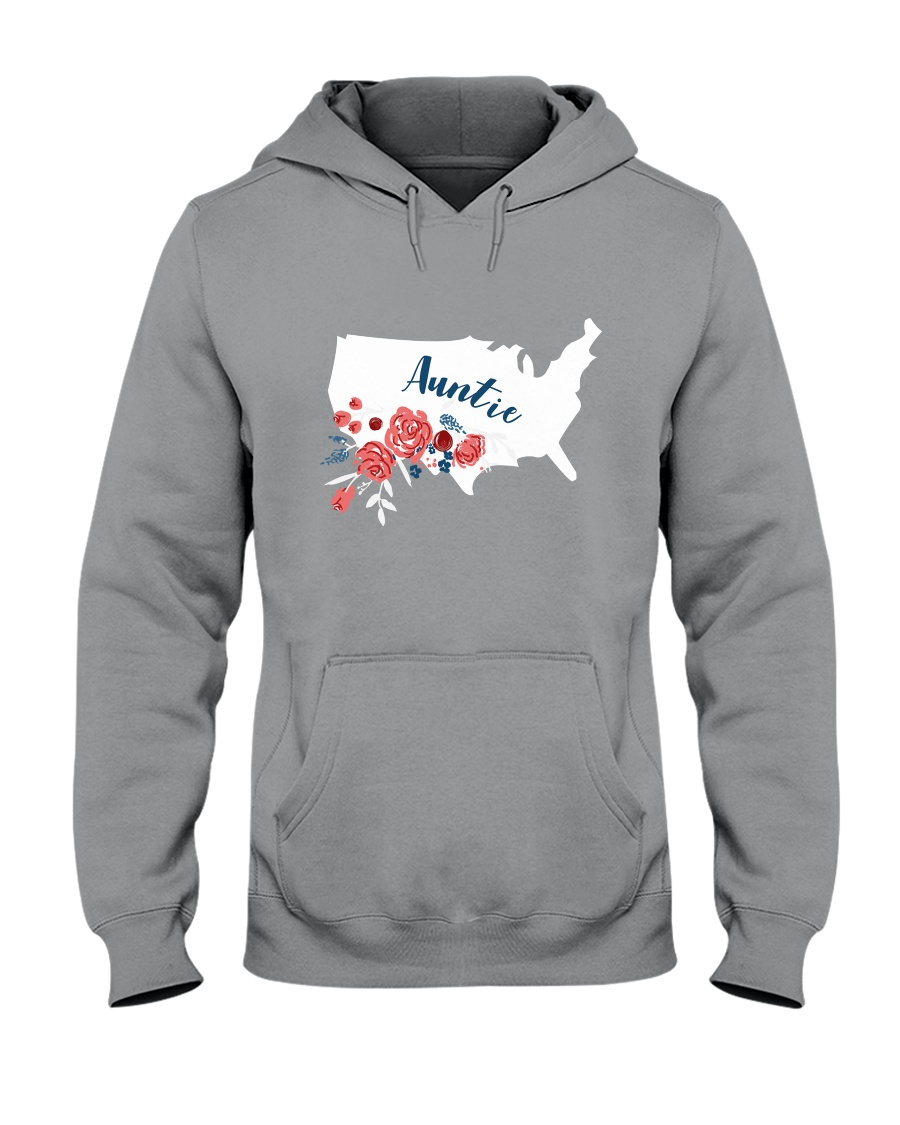 Auntie Hooded Sweatshirt