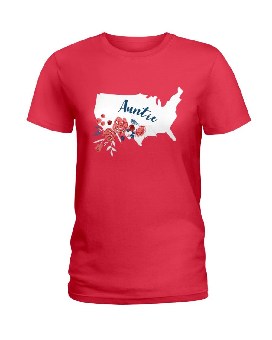 Auntie Ladies T-Shirt
