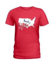 Auntie Ladies T-Shirt front
