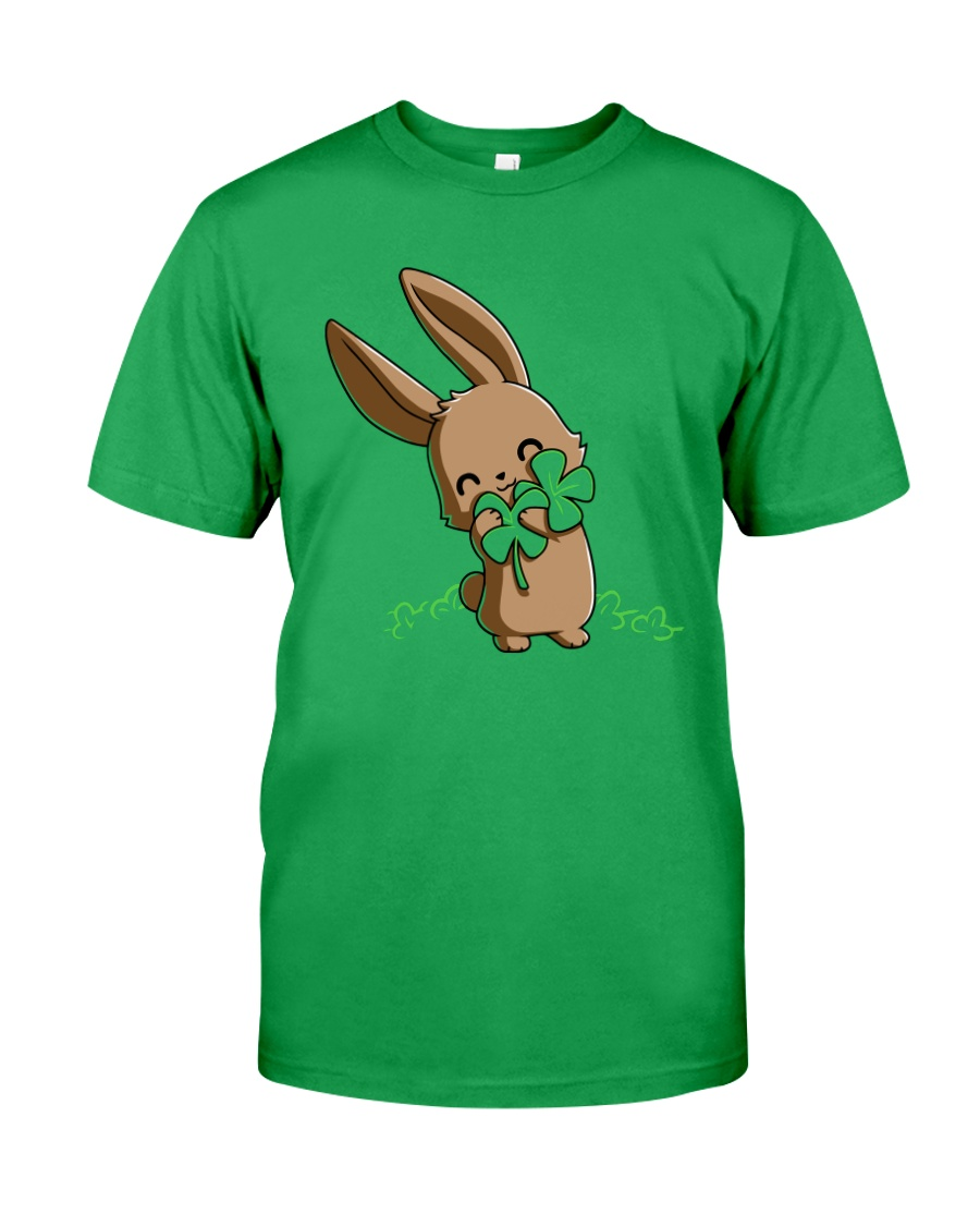 Hug The Clover All Over Classic T-Shirt