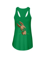 Hug The Clover All Over Ladies Flowy Tank thumbnail