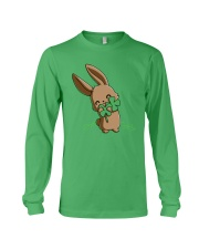 Hug The Clover All Over Long Sleeve Tee thumbnail