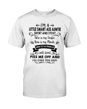 I'm A Little Smart Auntie Classic T-Shirt thumbnail