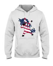 American Unicorn Hooded Sweatshirt thumbnail