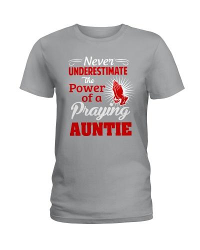 Praying Auntie