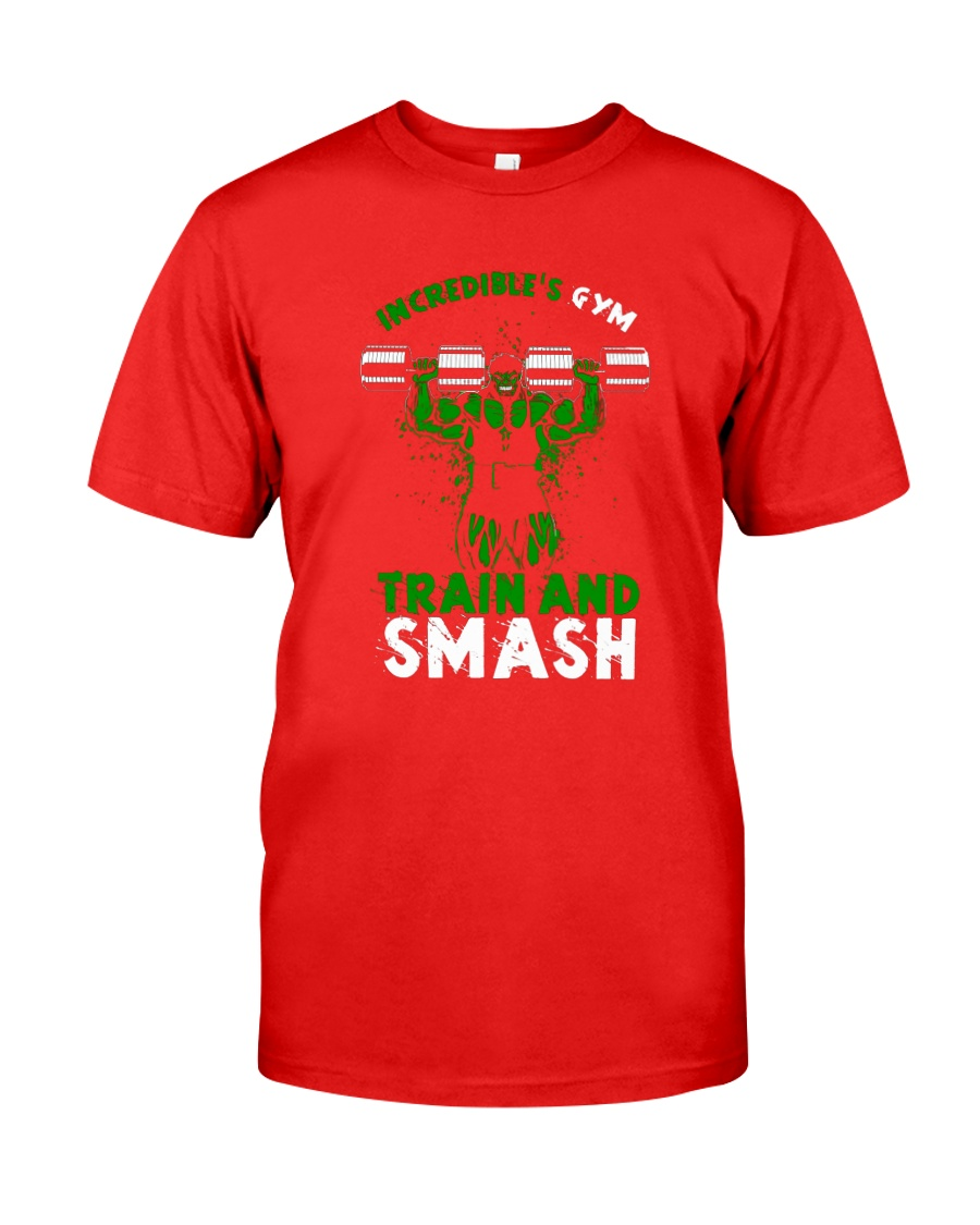 Train And Smash Classic T-Shirt