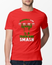 Train And Smash Classic T-Shirt lifestyle-mens-crewneck-front-13