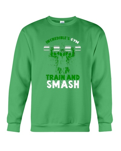 Train And Smash