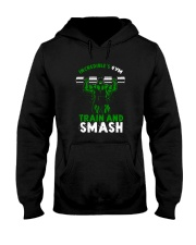 Train And Smash Hooded Sweatshirt thumbnail