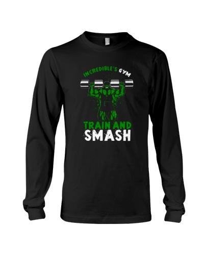 Train And Smash
