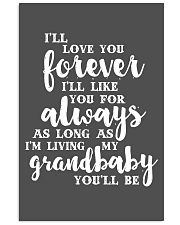 I'll Love You Forever 16x24 Poster front