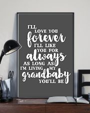 I'll Love You Forever 16x24 Poster lifestyle-poster-2