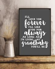 I'll Love You Forever 16x24 Poster lifestyle-poster-3